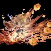 【グラブル】1月最終上限解放予定の火SSRアニラ 2アビのスロウじゃなく干支バフの3アビ超強化来てくれ