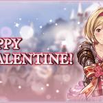 【グラブル】「HAPPY VALENTINE!」開催! イベント新規立ち絵あり、カタリナさんは突っ込みどころ満載