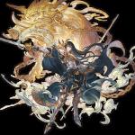 【グラブル】今回サプチケ対象外だった風SSR召喚石フレイには優先的に金剛使っても良さそう 3凸するとマウントまで付くからな
