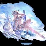 【グラブル】水着マキュラの召喚水牢は麻痺と同等の効果で強力だけど古戦場で使えそうか?