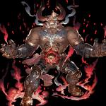 【グラブル】ガンダゴウザ最終上限解放に対する反応 ガンダゴウザ最終と魔法戦士の性能次第で火は拳パ推奨になりそう